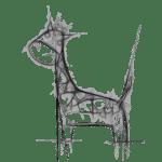 villaggio della madre e del fanciullo - giraffa